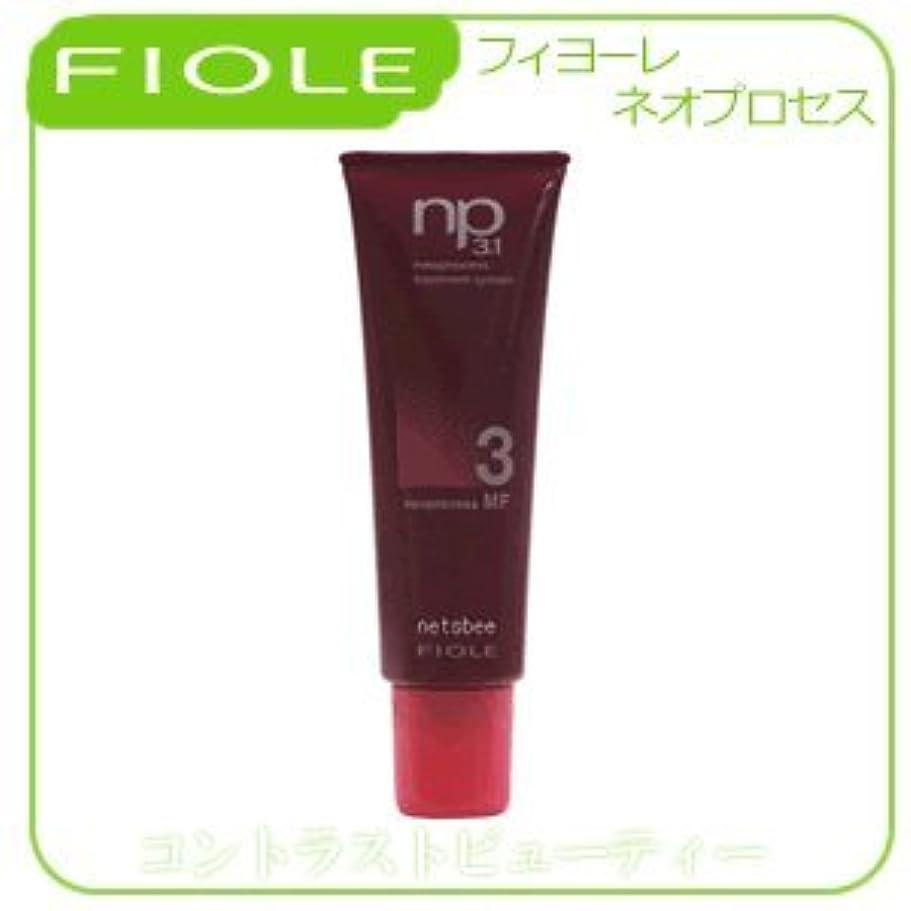 霧アコード立ち寄る【X3個セット】 フィヨーレ NP3.1 ネオプロセス MF3 130g FIOLE ネオプロセス