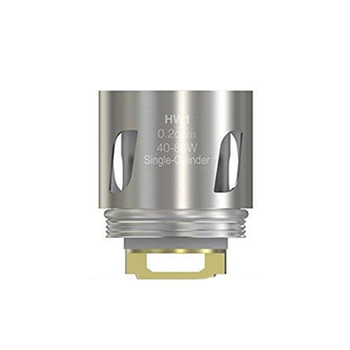 5Pcs Original Eleaf Atomizer Coils HW1 HW2 HW3 HW4 Für Ello/Ello Mini/Ello Mini XL/ Pico25/ iKonn Total/ iKonn220/ Ijust NexGen Ohne Nokotin Ohne Tabak