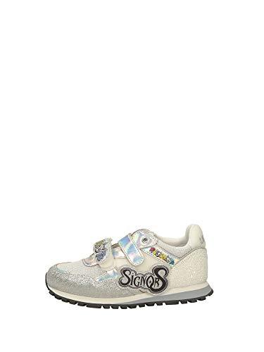 Liu Jo Wonder 41 4A0785TX Sneaker Liu Jo Me Contro Te, Primavera Estate 2020 Bambina Lui & SOFI Sintetico Argento 26