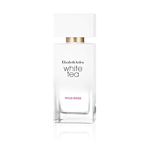 Elizabeth Arden White Tea Wild Rose femme / woman, Eau de Toilette, 1er Pack (1 x 50 ml)