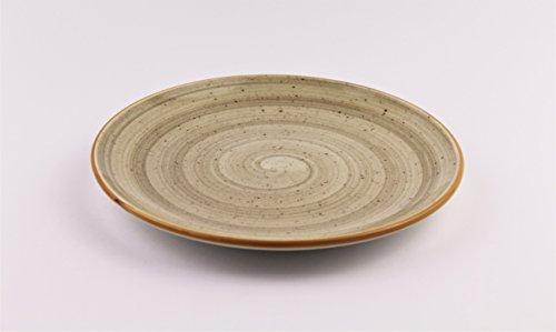 BONNA Plato 21 cm de diámetro, color Terrain