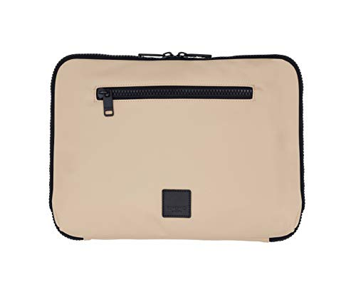 KNOMO London Fulham Everyday Organizer 13  Mit Cross Body   Beiger Trenchcoat