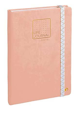 Quo Vadis 23798520MQ Anno 2020 TACCUINO 21 DOTS POINT ML Life Journal - 15x21cm - Elastico ANNO CIVILE: Der persöhnlicher Kalender
