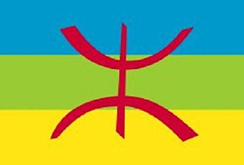 U24 Fahne Flagge Berber 90 x 150 cm