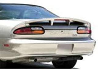 JSP Rear Wing Spoiler Compatible with 1993-2002 Chevrolet Camaro SS Factory Style Primed with LED 339043