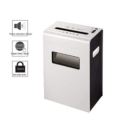 Great Deal! TUCY 16L Paper Shredder Household Document Electric Powder Shredder for Home and Office ...