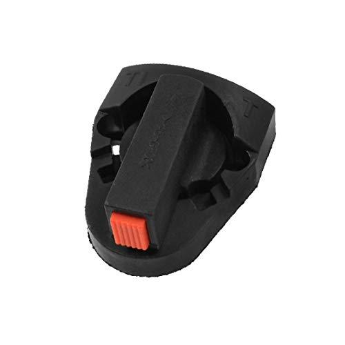 X-DREE Interruptor giratorio de auto-colocación de 2 posiciones para el taladro percutor Hitachi 26 PA6-GF30(2 Positions Self-ocking Rotary Switch for Hitachi 26 PA6-GF30 Hammer Drill