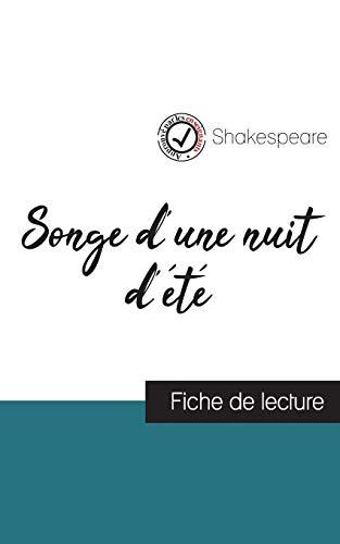 Songe d'une nuit d'été de Shakespeare (fiche de lecture et analyse complète de l'oeuvre)