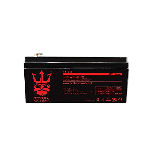 Toro Lawnmower # 106-8397 Replacement Battery