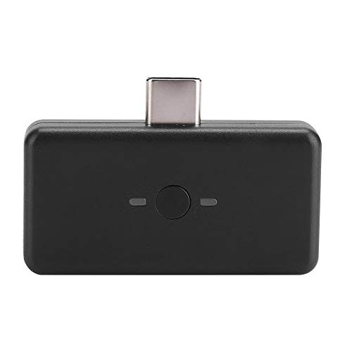 Émetteur Bluetooth de Console de Jeu, Console de Jeu/téléphone Mobile/Ordinateur émetteur de Lanceur Audio sans Fil Bluetooth de Type C pour PS4 pour commutateur