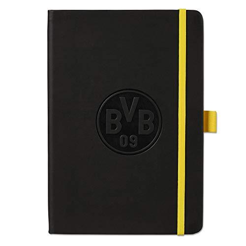 BVB-Notizbuch Logo one size