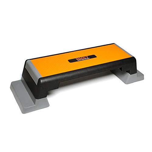 Eric Favre Step Macs7 - Orange/Noir/Blanc
