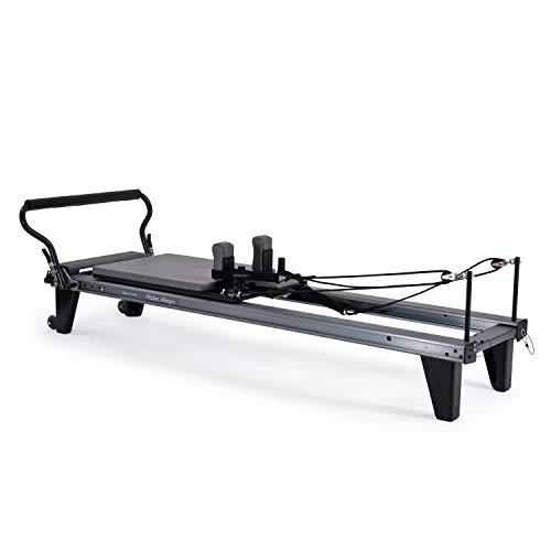 small Balanced Body Allegro Reformer, Pilates Trainer, 14inch Leg Set