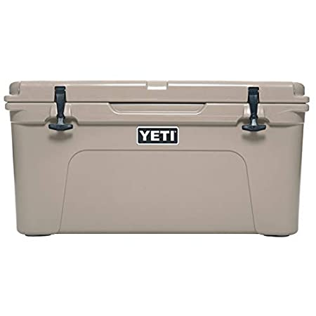 Large Heavy Yeti Coolers, Tundra 65 Desert Tan