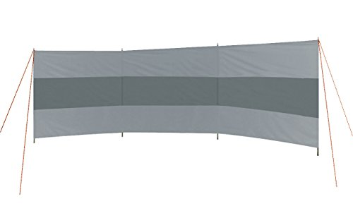 Bo-Camp - Windschutz - Beliebt - 3 Abteile - 5x1,4 Meter