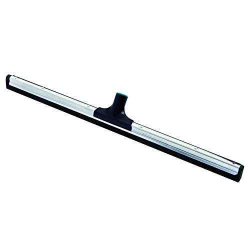Moerman Commercial Professional Heavy Duty Floor Squeegee with Threaded Handle Connection, 30 inch