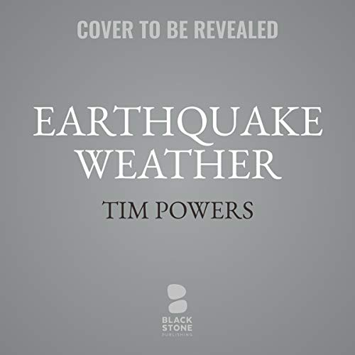 Earthquake Weather cover art