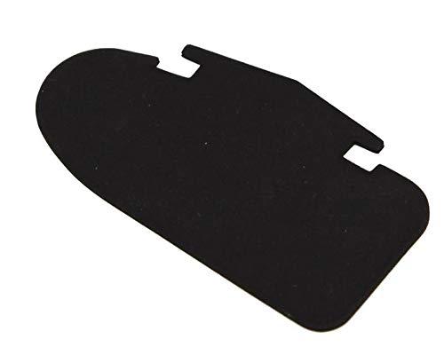 Piebert Joint d'étanchéité en caoutchouc avec clapet anti-retour pour aspirateur Philips MiniVac par exemple FC6148/01, FC6149/01