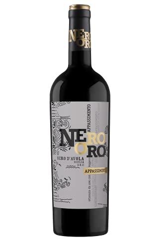 Nero Oro Nero D'Avola Appassimento Sicilia DOC 2019-750 ml