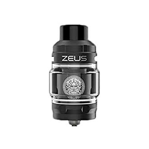 Original Geekvape Zeus Sub Ohm Tank 5ml with Mesh Z1 coil 810 Drip Tip for Aegis Legend Kit Black