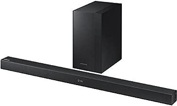 Samsung HW-M360 2.1 Channel 200W Soundbar w/Wireless Subwoofer,Black (Renewed)
