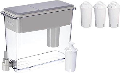 Brita Extra Large Ultra-Max 18 Cup Filtering Dispenser - 8 Pack