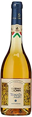 Torley St Stephens Tokaji 5 Puttonyos 2014 Wine, 50 cl