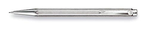 Price comparison product image Caran D' Ache Retro Ecridor Silver Plated / Rhodium Coat 0.7mm Pencil (0004.486)