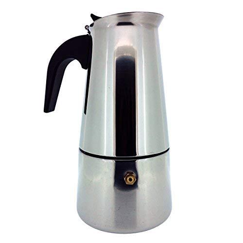 Cafetera 6 Tazas Café Espresso Italiano Mocha por Kurtzy - Mejor Cafetera...