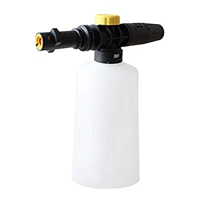 Autocare Snow Foam Lance Cannon For Karcher K2 K3 K4 K5 K6 K7 Pressure Washer 750ML Bottle Soap Gun from AutoCare
