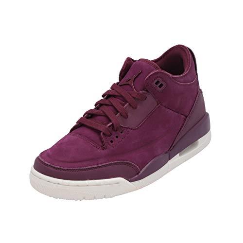 Nike Wmns Air Jordan 3 Retro Se - bordeaux/bordeaux-phantom, Größe:7.5