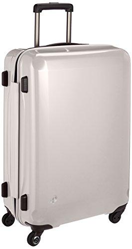 [プロテカ] スーツケース 日本製 ラグーナライトFs サイレントキャスター 67L 65cm 3.4kg 02743 06 インペリアルグレー