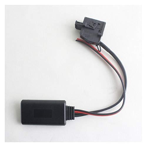 GUOPING ZHUQI Adaptador Bluetooth AUX Cable Ajuste para Mercedes Comand 2.0 APS 220 W211 W208 W168 W203 Auto Bluetooth Adaptador
