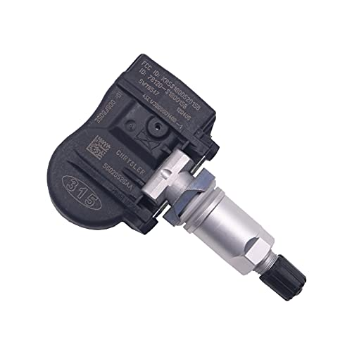 BYWWANG TPMS Sensor Sensor DE PRESIÓN DE NEUMÁTICOS 56029526AA 56053030AA 56053030AB, para Mitsubishi Outlander 2007-2017, para Jeep Grand Cherokee 315MHz