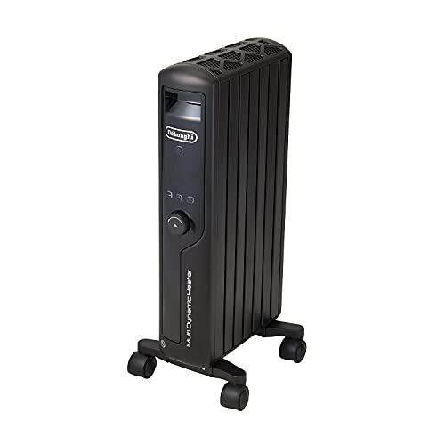 デロンギ マルチダイナミックヒーター(6~8畳)【暖房器具】De'Longhi MDHU09-PB