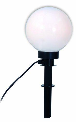 Naeve leuchten lumineuse pour l'extérieur, ø 20 cm, avec câble de 2,5 m blanc 4068280