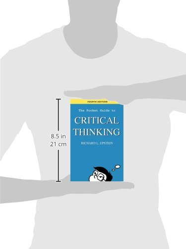 The Pocket Guide to Critical Thinking 4th Edition