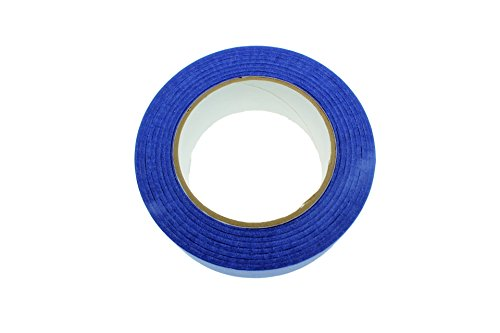"""2pk 2"""" x 60 yd Blue Painters Tape Professional Grade Masking Edge Trim Easy Removal (48MM 1.88 in) Photo #2"""