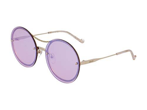 Liu Jo Jeans Damen LJ117S Sonnenbrille, Shiny Gold, Standard