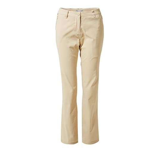 Craghoppers-Womens-Anti-Insect-Clara-Pants-Stretch-Trousers-UV-UPF-50-Sun-Protection-Fabric