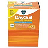 Cold & Flu Caplets, Daytime, Severe Cold & Flu, 25 Packs/box By: DayQuil by Office Realm
