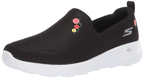 Price comparison product image Skechers Women's GO Walk Joy - Loved Shoe,  Black / White,  13 M US