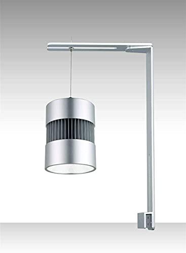 Kettles Hängende Aquarium-LED-Lampe Lichteinheit Fisch-Tank-Scheinwerfer-Hängende Halterung für Pflanze Süßwasser Aquarium-Aquarium-Tank Refugium (Size : 70w)