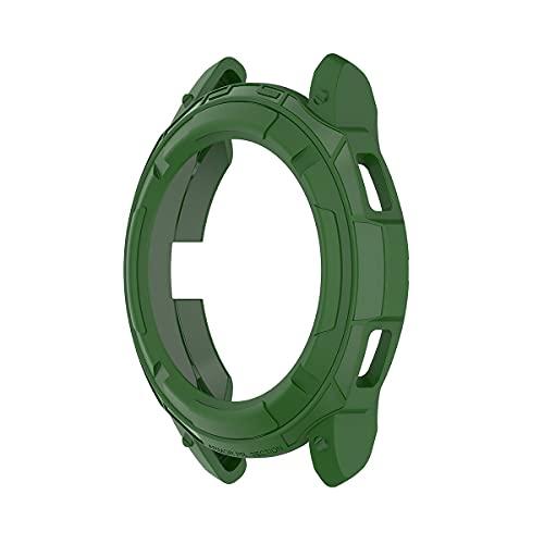 Haowen Banda de Repuesto Compatible con Luxe Strap Pulseras de Silicona a Prueba de líquidos Pulsera Transpirable