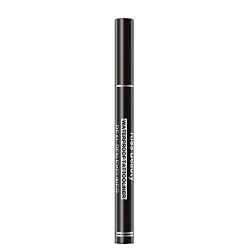 Snakell Liquid Eyeliner -Brown Eyeliner liquide ∙ Pour un regard expressif ∙ Vegan Cosmétiques naturels Make up Ingrédients végétaux bio 100% Naturel Maquillage
