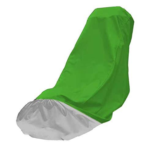 Sharplace Couvercle de Tondeuse à Gazon Housse de Protection Accessoires pour tondeuses - Vert