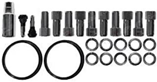 Race Star Wheels 12mm x 1.5 Closed End Deluxe Lug Kit - 10 pack