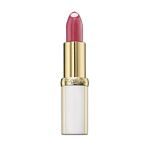L'Oréal Paris Age Perfect Lippenstift in Nr. 105 beautiful rosewood, intensive Pflege und Glanz, in kräftigem rosa, 4,8 g