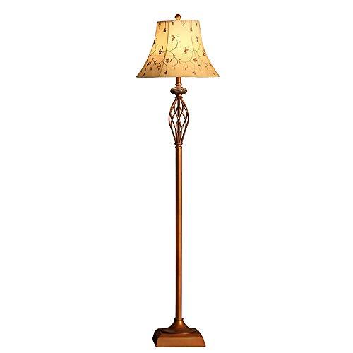 LSF Stehlampe Leselampe Stehlampe Schlafzimmer Wohnzimmer Stehleuchte Nachttischlampe Schlafzimmer Kreative Europäische Tischlampe
