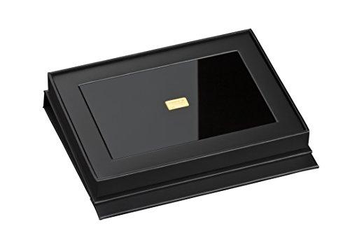 GOLD, die Geschenkidee für jeden Anlass. Als Geburtstagsgeschenk, Hochzeitsgeschenk, zur Geburt, Jubiläum etc. Investment Goldbarren 1 g in exklusiver Geschenkbox Set mit Einband und Karte